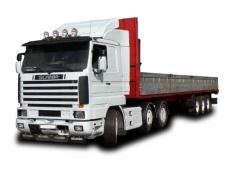 Бортовой грузовой автомобиль Длинномер...