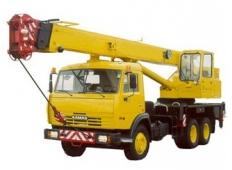 Автокран КАМАЗ 530605 / КС 45719-8А